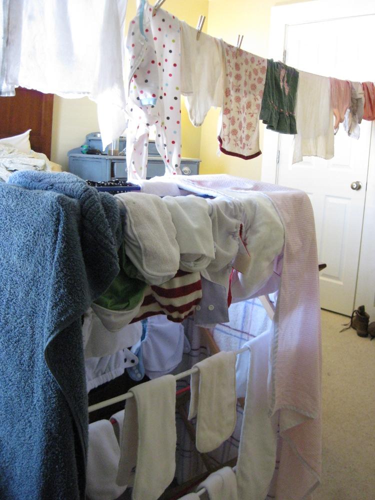 how to line dry inside jessie weaver. Black Bedroom Furniture Sets. Home Design Ideas