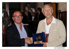 NICO PILLININI:PREMIO SATIRA POLITICA FORTE DEI MARMI 2009