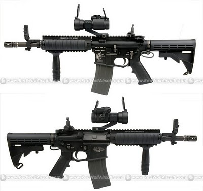 gambar senjata tempur asli M4A1 Point Blank