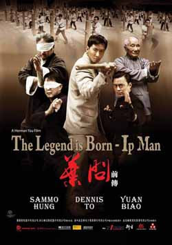 Free Download Ip Man 3 The Legend is Born DVDRip