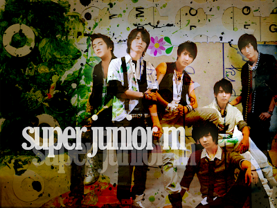 terbaru, lirik lagu super junior dan update wallpaper personil super