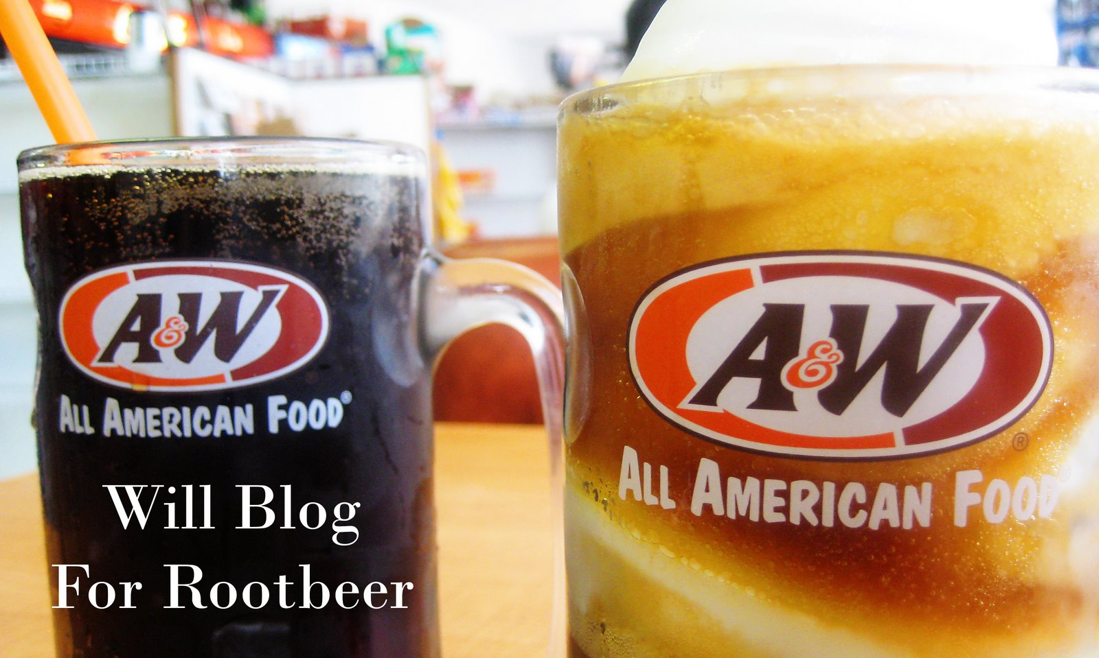 Will Blog For Rootbeer