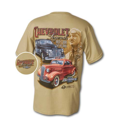 Ronclaussentees Newsletter Classic Car And Truck Tee Shirts