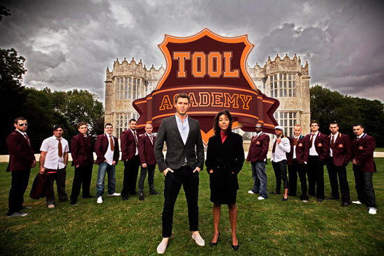 Tool Academy UK S01E02 PDTV XviD-sTr