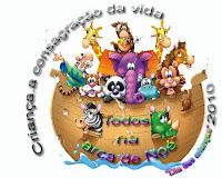 Dia das Crianças 2010 - arte