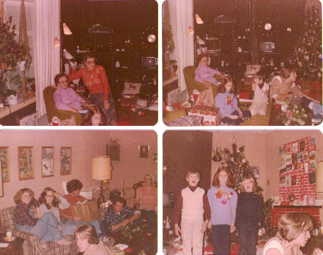 My life and dreams christmas 1980 for 1980s decoration ideas