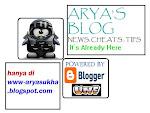 ARYA'S BLOG