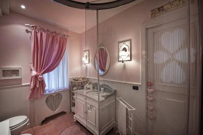 Casa nic - Bagno romantico ...