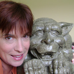 Me and my gargoyle