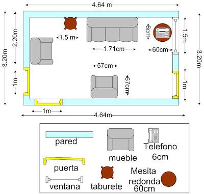 Anabanthakris plano3 adicional sala de mi casa - Hacer plano de mi casa ...