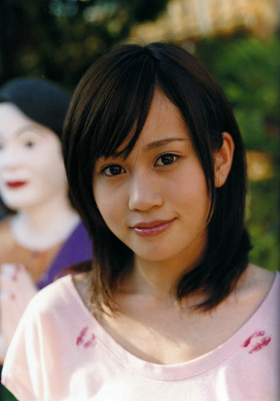 Japanese Girl Atsuko Maeda Biography and Photo Gallery gallery pictures