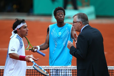 Monfils and Fognini