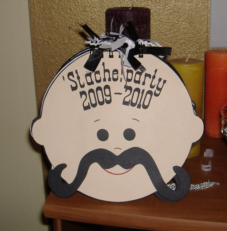 'Stache Bash photo book