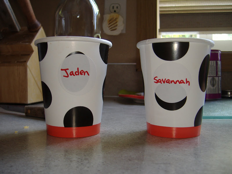 firefighter party cups
