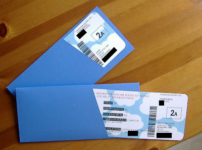 airplane boarding pass invite 2