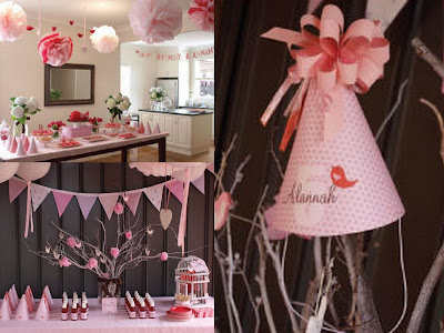 Alannah Rose party