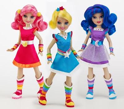 new Rainbow Brite