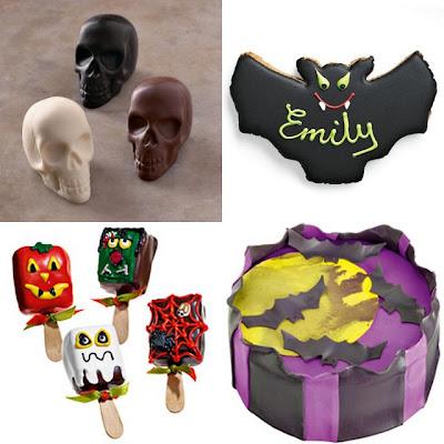 adult Halloween treats