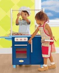Target wooden kitchen