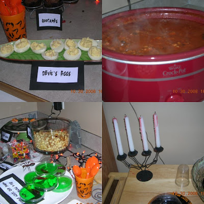 Mad Scientist Party food 2