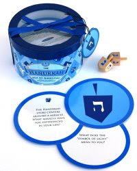 Hanukkah Box of Questions