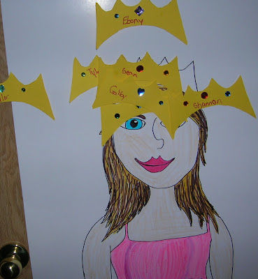 Pin the Crown on the Heiress