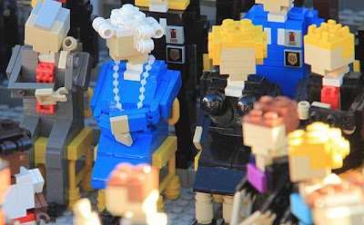Inauguration in Legos3
