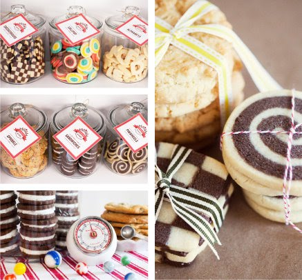 cookie buffet