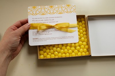 Lemonhead box invite