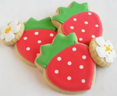 strawberry cookie 2