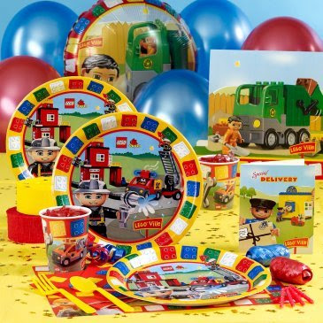 LEGOville Party Pack