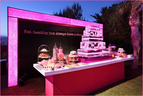 Barbie 50th birthday party