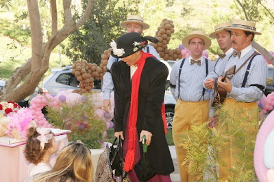 Mary Poppins Party/Romanza Events