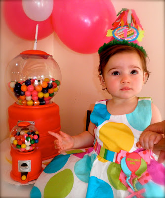Sweet One birthday girl