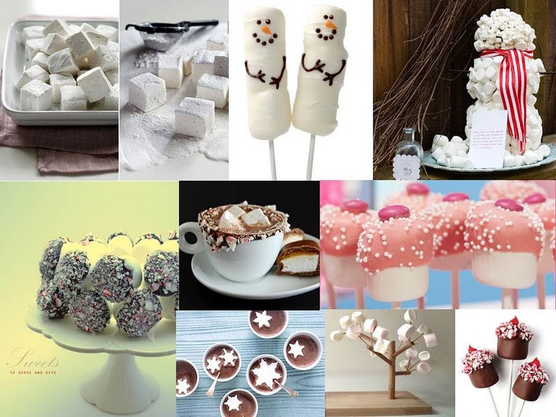 marshmallow bar