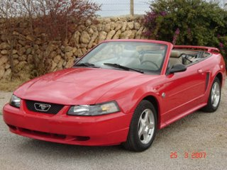 Cassie's car