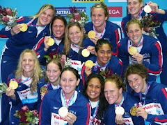 USA - World Champion Women Melbourne 2007