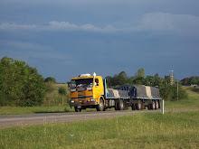 Camion Paraguayo