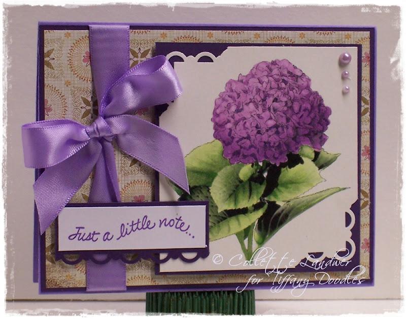 Color Me Creative Challenge #11 - Floral Creations title=