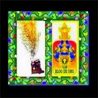 Premio blog de oro otorgado por Mimí