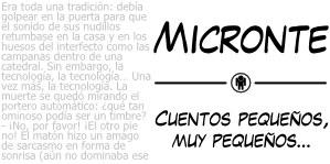microcuentos, nanoficción, micronanos, nanomicros, comosetedelaganallamarlos...