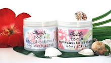 Tropical Spa Beauty Scrubs Inspired By The Book!