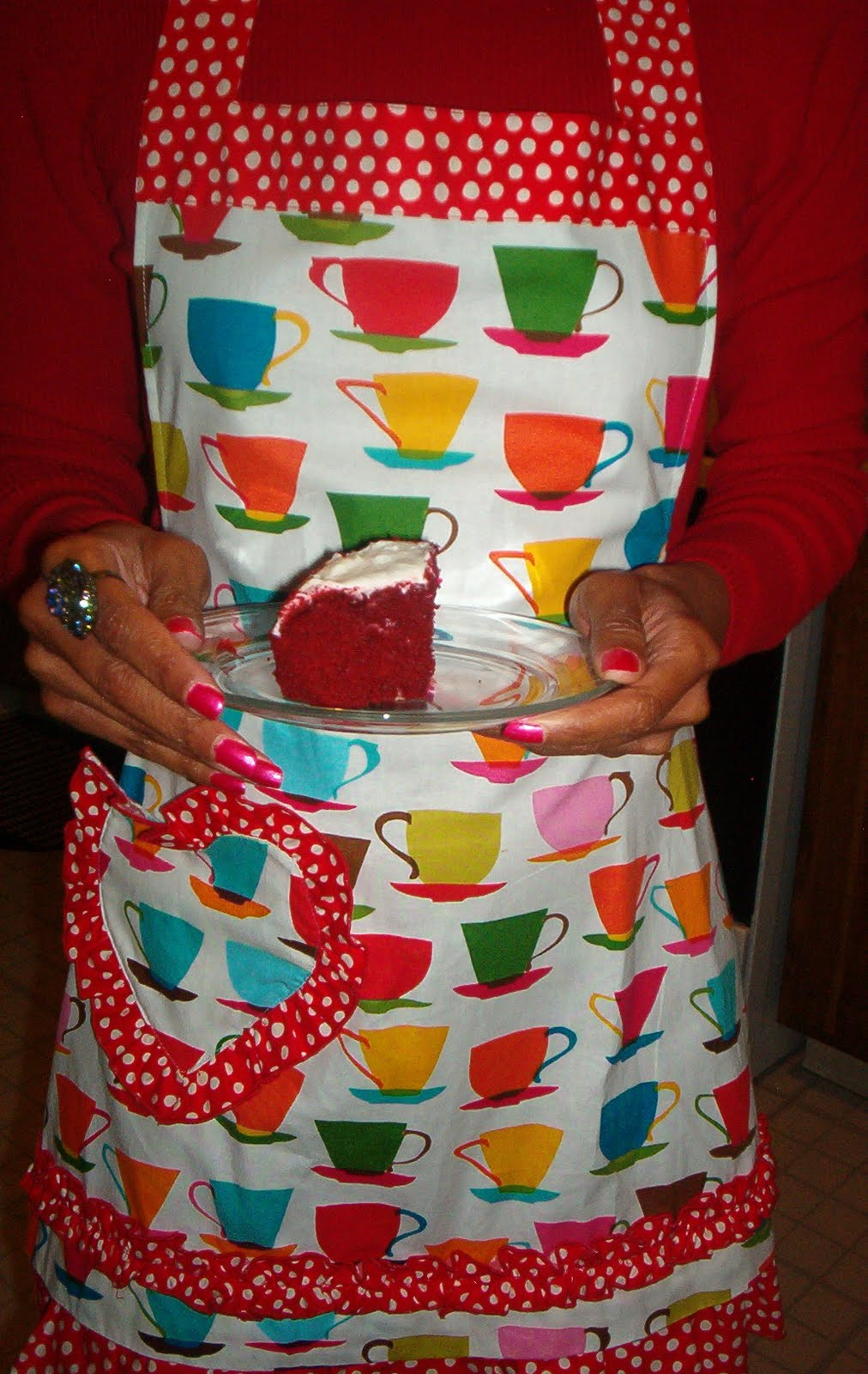 White apron society