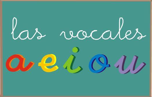 Vocales en Espanol Para Ninos de Las Vocales Para ni os
