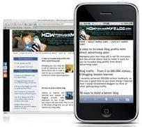 Cara Membuat Blogspot Versi Mobile,Mobile Blog