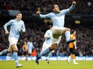Carlos Tevez,Manchester City,The Killermedia