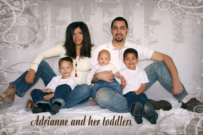 Adrianne & her Toddlers