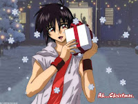 Anime Christmas Pictures