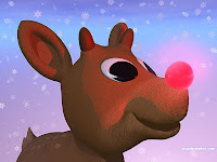 Rudolph Desktop Wallpaper