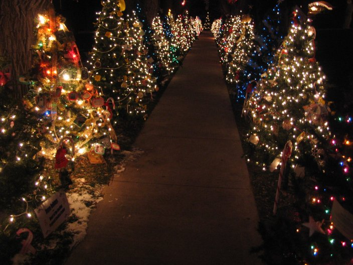 daily rambler christmas lights desktop wallpapers christmas lights
